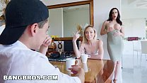 BANGBROS - MILF Chanel Preston Fucks Daughter's...