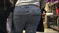 Phat ass on my favorite Checkout Guy