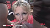 German Goo Girls - Blondie Jessy And Sexy Mia Fucked Side by Side Vorschaubild