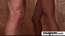 Sisters Friend Gives Him a Soapy Massage 20