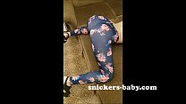 Big ass teen hot sexy girl big tits housewife Pussy lips training leggings tight swimsuit Snickers baby pornhub video