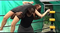 16560 Mixed Wrestling Ryona Interracial preview