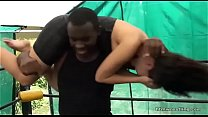 12140 Mixed Wrestling Ryona Interracial preview