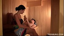 Download video bokep Teen Step Sister Cheats on Boyfriend With Her S... 3gp terbaru