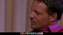 6484 He watches his wife rides stranger's cock preview