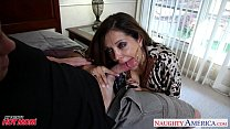 Chesty mom Francesca Le fucking a large dick Image