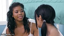 Image: WebYoung Nia Nacci Helps Shy Babe Cum Outta her Shell