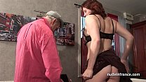 Ffm Two French Brunette Sharing An Old Man Cock Of Papy Voyeur » Naked Midget Women thumbnail