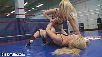 Nudefightclub Presents Antonya Vs Sophie Moone