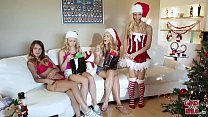 Free download video bokep GIRLS GONE WILD - Horny Sorority Sisters Celebrate Christmas With Hot Lesbian Sex