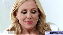 Busty Housewife (julia ann) Love Intercorse In Front Of Camera mov-16
