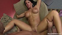 MILF Kendra Secrets Couch Fucked In Chat Studio - download porn videos