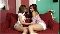 Two Angels Fondle Their Gf