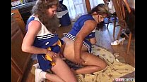 Lesbian BBW Cheerleaders pornhub video