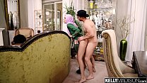 Audrey Royal Obeys Her Husband For Deep Creampie's Thumb