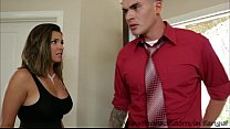 Gorgeous babe Danica Dillon gets banged in the ass by brute Clover pornhub video