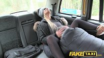 Fake Taxi Lady wants drivers cock to keep her warm pornhub video