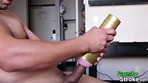 Step Brother Caught with Pussy Toy POV ⏩ Full i...