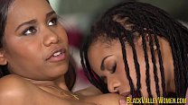 Cute Jenna Foxx and Kira Noir Like Licking Pussy