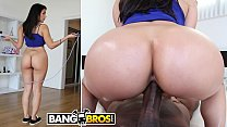 BANGBROS - PAWG Valentina Nappi Gets Anal From Rico Strong & Leaves Happy thumbnail