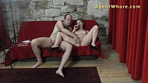 13261 BUSTY milf is enjoying with older man preview
