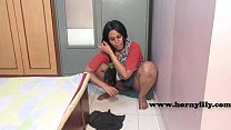 11028 Indian maid with no panties preview