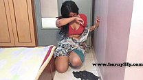 6025 Indian maid with no panties preview