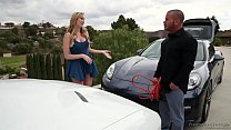 Brett Rossi pays with NURU massage Thumbnail