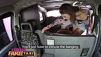 Female Fake Taxi Big sticky facial finish after hot cab fuck session Preview