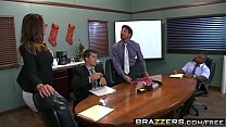 Brazzers - Big Tits at Work - (Tory Lane, Ramon Rico, Strong Tommy Gunn) porn image