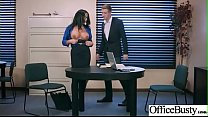 Hard Sex With Big Round Tits Nasty Office Girl (Simone Garza) video-30 preview image