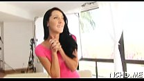 Sex appeal honey Skylar Green gets fucked sideways preview image