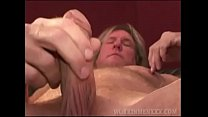 Mature Man Joe Stroking Cock