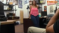 Slender college girl railed by pawn dude thumbnail