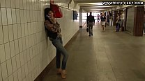 Cams4free.net - Dirty Russian Feet Barefoot in the City