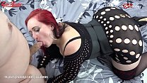 Mydirtyhobby- BBW redhead queen gets a creampie video