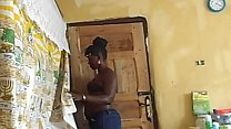 West African Sexy Girl four
