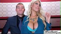 Sex In Office With Big Round Tits Girl (Bridgette B) video-05
