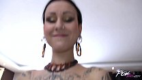 Alt babe Wants Hard Shaft in her Wet Muff and a Cumshot thumbnail