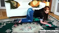 Mastutbation Sex Tape With Toys By Alone Naughty Girl (Liona) Video-16