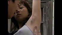 Saeko Kimishima Hairy Armpit licked in secret