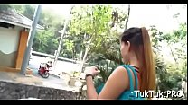 Terrific sex for a thai beauty preview image