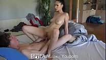 spyfam-step-sister-ariana-marie-gets-curious- HD on: https://clkme.in/qY5p8h Vorschaubild