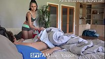 Screenshot -step-sister -ariana-marie-gets-curious- H...
