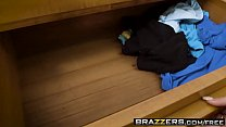 Brazzers - Teens Like It Big - My Stepbrother The Panty Thief scene starring Marsha May and Sean Law Image