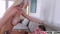 Fucked Stepmom Is A Camgirl Too