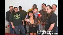 Susie's Gang Bang Bukkake Party With Dirty D tumblr xxx video