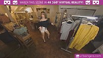 VRBangers.com-Sexy babe Kimmy Granger is getting pounded at the clothes store [VR Porn]