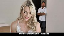 DaughterSwap - Horny Teen Girls (Jenna Ross) (Kenna James) Have Orgy With Step Dads