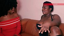 Live sex interview with LadyGold and Annie Blond, Naija beauty, wizzy bang, Behind the scene